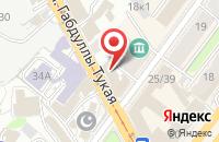 Схема проезда до компании Все для дома в Новом Шигалеево