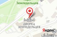 Схема проезда до компании Республиканский Агропромышленный Центр Инвестиций и Новаций в Казани