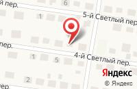 Схема проезда до компании Тольятти Энергосервис в Ягодном
