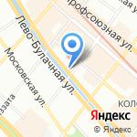 Центр медицинской косметологии и здоровья на карте Казани
