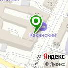 Местоположение компании Экспоформ