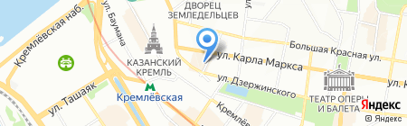Форпост-СБ Поволжье на карте Казани