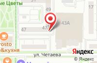 Схема проезда до компании Адм-Групп Казань в Казани