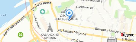 Альфа-Групп СпецСтройТранс на карте Казани