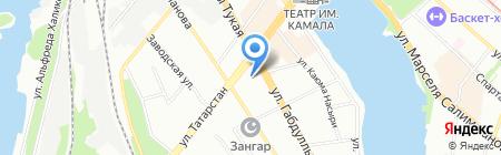 Мастер Крепежа на карте Казани