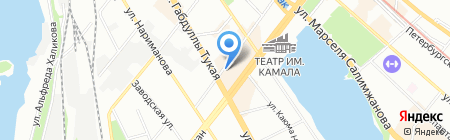 АртПотолок на карте Казани