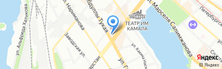 Allgen на карте Казани