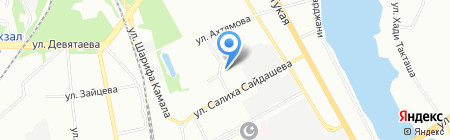 Микрон-Холдинг на карте Казани