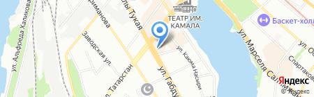 Almia на карте Казани