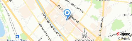 Max Mara на карте Казани