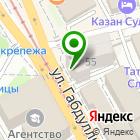 Местоположение компании Дизайн-студия Ильмиры Натаровой