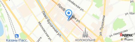 Гуд Вуд на карте Казани
