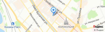 Ваш мир на карте Казани