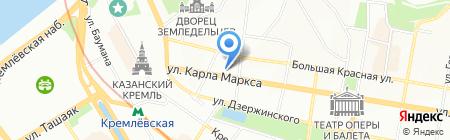 Христианская общеобразовательная школа на карте Казани