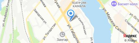 Орифлэйм Косметикс на карте Казани