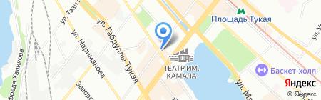 Интролинк на карте Казани