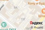 Схема проезда до компании Шиша стор в Казани