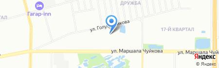 Опорный пункт общественного порядка Отдел полиции №7 Гагаринский на карте Казани