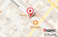 Схема проезда до компании Айкью в Казани
