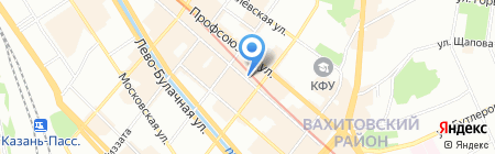 Fashion Lux на карте Казани