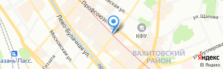 Orly Kredo на карте Казани