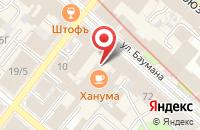 Схема проезда до компании Хиджазз Инк в Казани