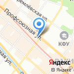 Фарм-Т на карте Казани