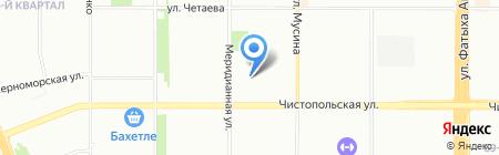 J`ador на карте Казани
