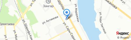 Детский сад №66 на карте Казани