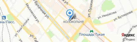 Банкомат МТС Банк на карте Казани