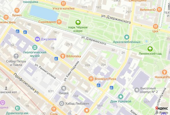 купить квартиру в ЖК Дом на Кремлевской