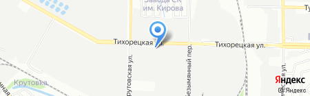 ТрекАвто на карте Казани