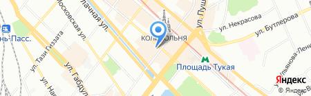 Мечта на карте Казани