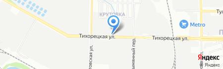 Мир упаковки на карте Казани