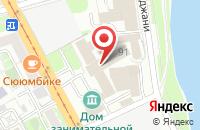 Схема проезда до компании Федерация волейбола Республики Татарстан в Казани