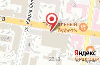 Схема проезда до компании Дом Фукса в Казани