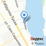 Уральский гранитный щебеночный завод на карте Казани