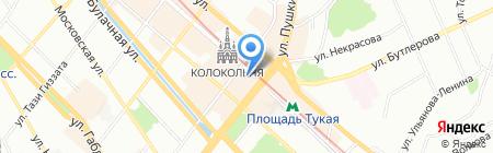Гарант качества на карте Казани