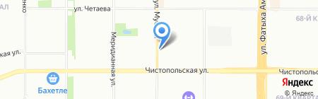Путевка Маркет Казань на карте Казани
