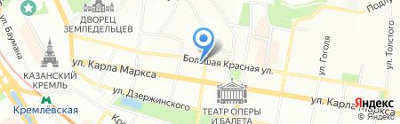 РоссТур на карте Казани