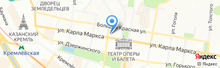 Элит-Дизайн на карте Казани