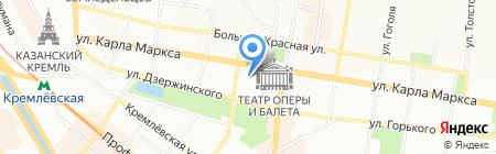 РЕЗОНАНС-СОПО РТ на карте Казани