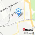 АранКаргоСервис на карте Казани