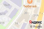 Схема проезда до компании Hayal в Казани