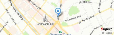 Аладдин на карте Казани