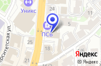 Схема проезда до компании ПРОКУРАТУРА МУСЛЮМОВСКОГО РАЙОНА в Муслюмово