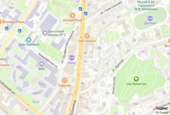 ЖК ул. Пушкина, 26