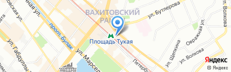 Charuel на карте Казани