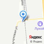 Волжская судоходная компания на карте Казани