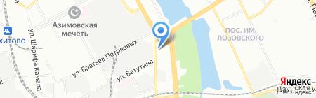 Bono на карте Казани